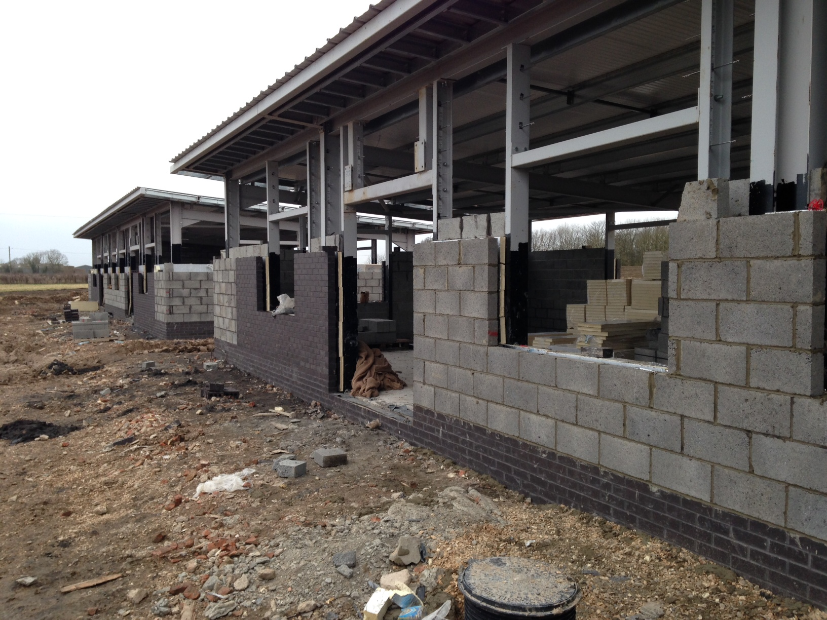 Eco Offices Progress - January 2015